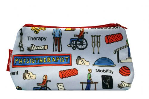 Selina-Jayne Physiotherapist Limited Edition Designer Cosmetic Bag